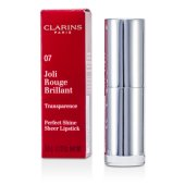 Joli Rouge Brillant (Perfect Shine Sheer Lipstick) - # 07 Raspberry (3.5g/0.12oz)
