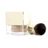 Skin Illusion Mineral & Plant Extracts Loose Powder Foundation (With Brush) - # 112 Amber (13g/0.4oz)