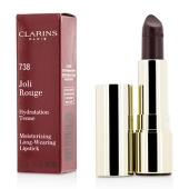 Joli Rouge (Long Wearing Moisturizing Lipstick) - # 738 Royal Plum (3.5g/0.1oz)
