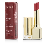 Rouge Eclat Satin Finish Age Defying Lipstick - # 24 Pink Cherry (3g/0.1oz)