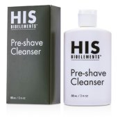His Pre-Shave Cleanser (88ml/3oz)