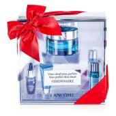 Visionnaire (Your Perfect Skin Ritual) Set: Advanced Cream 50ml + Skin Corrector 7ml + Concentrate 7ml + Eye Contour 5ml (4pcs)