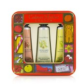 Fruit And Botanicals Hand Therapy Tin Set (3x25g/0.9oz)